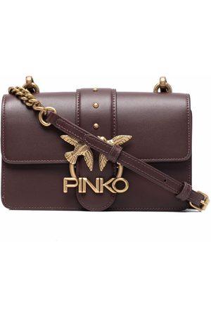 Pinko Logo-plaque shoulder bag