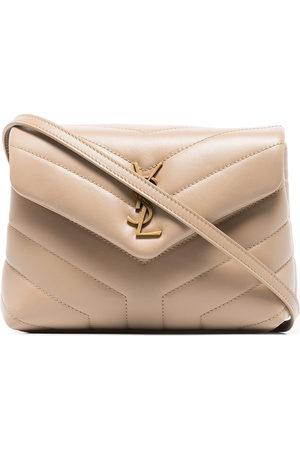 Saint Laurent Loulou leather shoulder bag