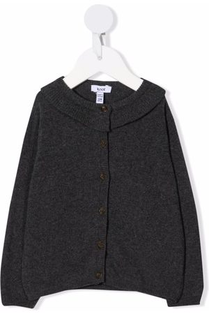 Knot Jackets - Delilah button-up knitted jacket