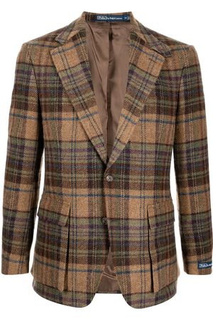 Polo Ralph Lauren Single-breasted wool blazer