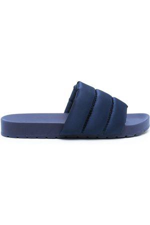Blue Bird Women Thongs - Padded satin sliders