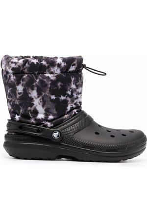 Crocs Perforated drawstring boots