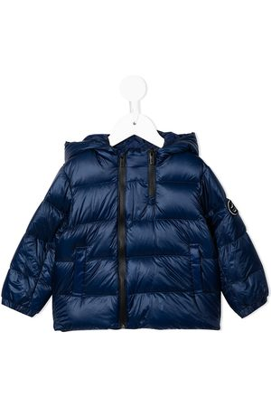 Emporio Armani R-EAcreate padded down jacket