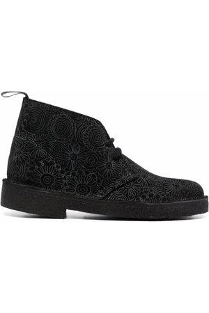 Clarks Women Lace-up Boots - X 10 Corso Como lace-up desert boots