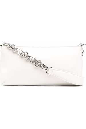 By Far Holly leather shoulder bag