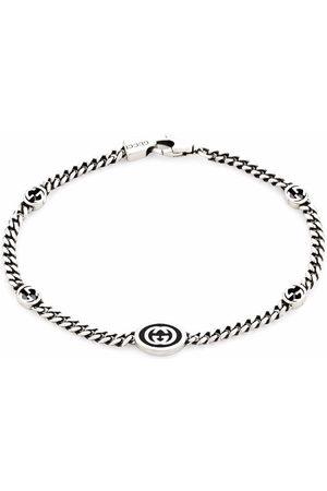 Gucci Interlocking G thin bracelet