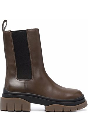 Ash Chunky-sole ankle boots