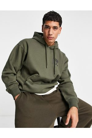 G-Star Hoodie with back print-Green