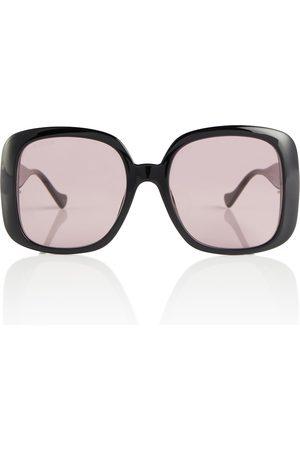 Gucci Women Sunglasses - Logo-detailed square sunglasses