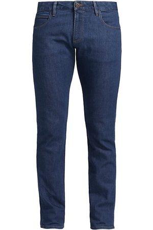 Armani Men Slim - Five-Pocket Slim-Fit Jeans