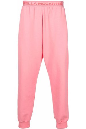 Stella McCartney Logo waistband jogging trousers