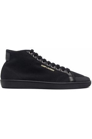 Saint Laurent Men Sneakers - Court Classic SL/39 mid-top sneakers