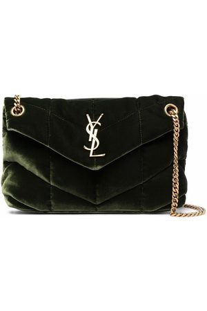 Saint Laurent Women Shoulder Bags - Puffer small quilted bag