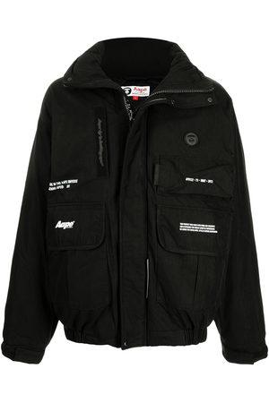 AAPE BY *A BATHING APE® Oversized padded jacket