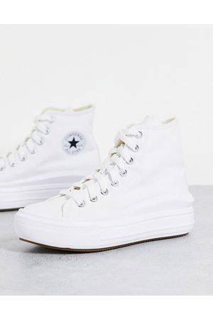 Converse Chuck Taylor Hi Move sneakers in
