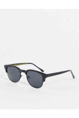 A. Kjærbede Club Bate unisex square sunglasses in
