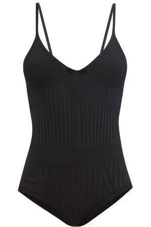 Jil Sander Women Bodies - Ribbed-jersey Bodysuit - Womens