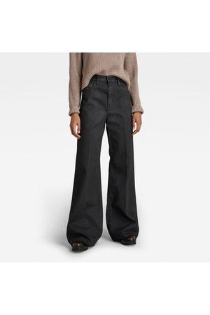 G-Star Women Bootcut & Flares - Deck Ultra High Wide Leg Jeans