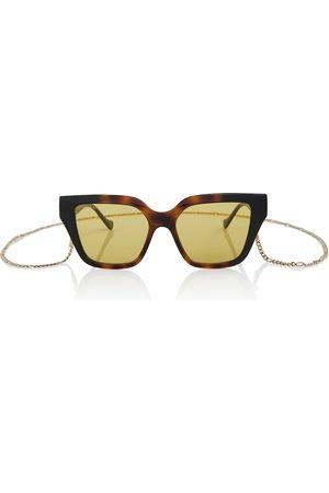 Gucci Women Sunglasses - Square acetate sunglasses