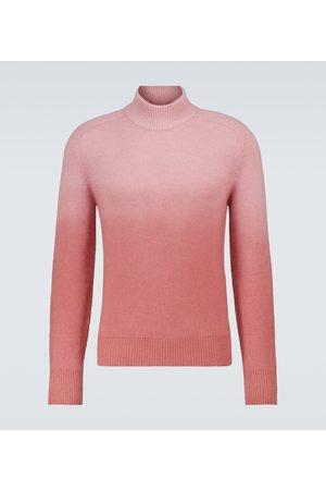 Tom Ford Cashmere-blend turtleneck sweater