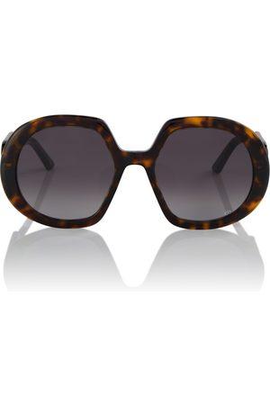 Dior DiorBobby R1U tortoiseshell sunglasses
