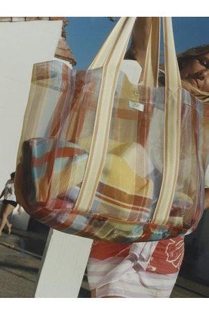 Roxy Women Tote Bags -   Restaurants Tote Beach Bag