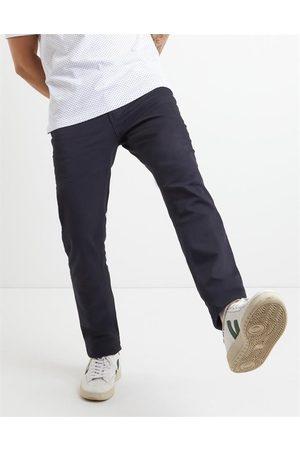 Hallensteins Brothers Organic Cotton Slim Fit Pants in Navy