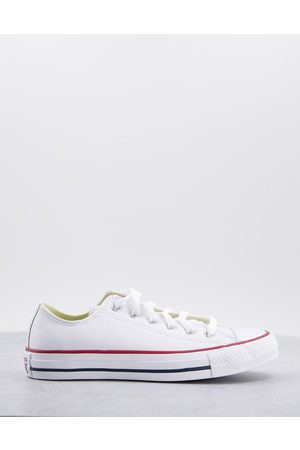 Converse Chuck Taylor All Star Ox sneakers in leather