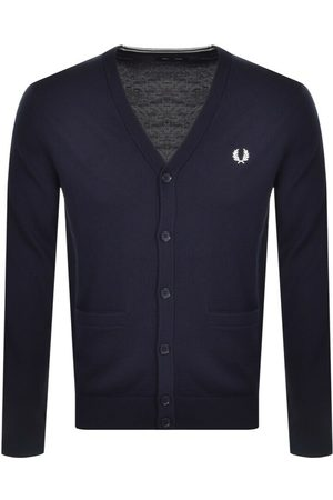 Fred Perry Men Cardigans - Classic Knit Cardigan