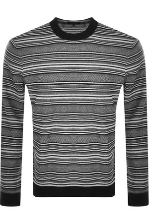 Ted Baker Men Sweaters - Lowther Stripe Knit Jumper