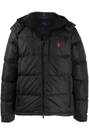 Polo Ralph Lauren Men Winter Jackets - Hooded padded down jacket