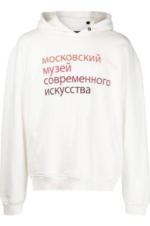 HACULLA Ally slogan print hoodie