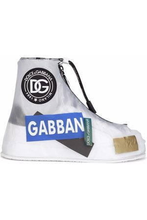 Dolce & Gabbana Zipped-front ankle boots