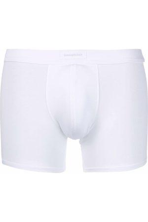 Ermenegildo Zegna Men Boxer Shorts - Plain logo boxers