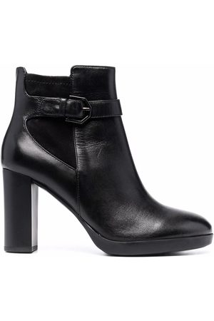 Geox Buckle ankle boots