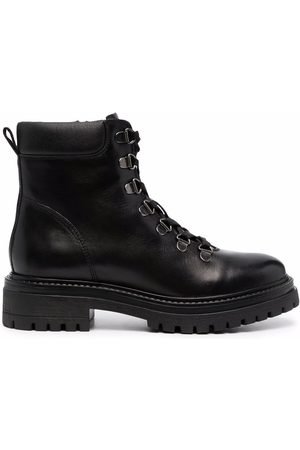 Geox Lace-up low heel boot