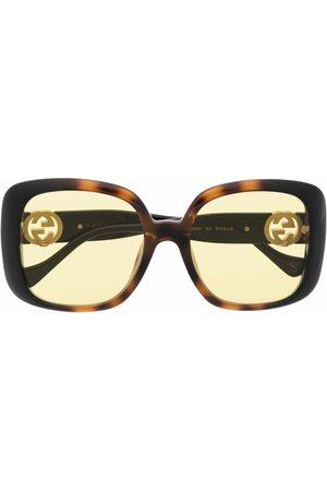 Gucci Women Sunglasses - Square frame sunglasses