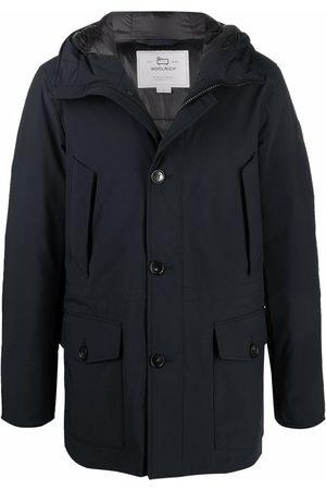 Woolrich Sierra padded hooded coat