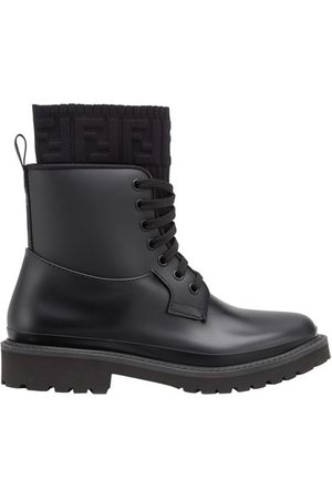 Fendi Women Boots - Rockoko combat boots