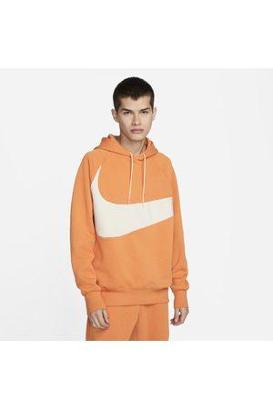 Nike Men Sweatshirts - Sportswear Swoosh Tech Fleece Men's Pullover Hoodie