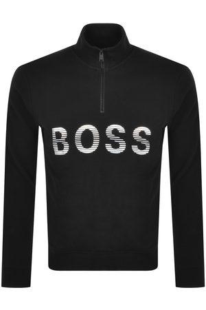 HUGO BOSS BOSS Sakul Half Zip Sweatshirt