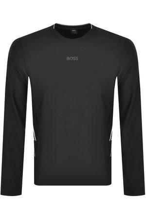 HUGO BOSS Men Sweatshirts - BOSS Salbo Gym Crew Neck Sweatshirt