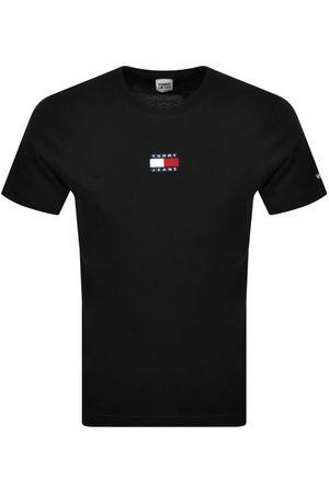 Tommy Hilfiger Men Short Sleeve - Logo T Shirt