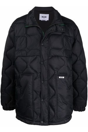 Msgm Padded quilted jacket