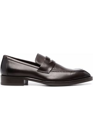 Paul Smith Square toe loafers