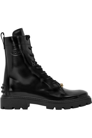 Tod's Women Lace-up Boots - Combat boots