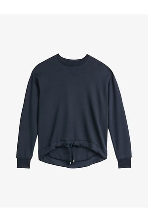 Ted Baker Mialou relaxed-fit woven jumper