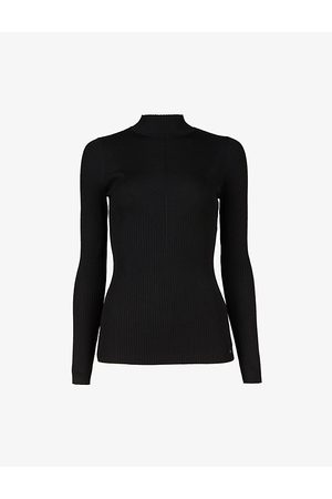 Ted Baker Taralyn high-neck stretch-knit top