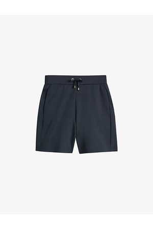 Ted Baker Kalel high-rise stretch-jersey shorts