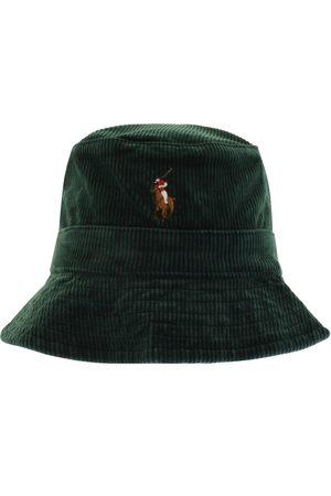 Ralph Lauren Men Hats - Polo Cord Bucket Hat
